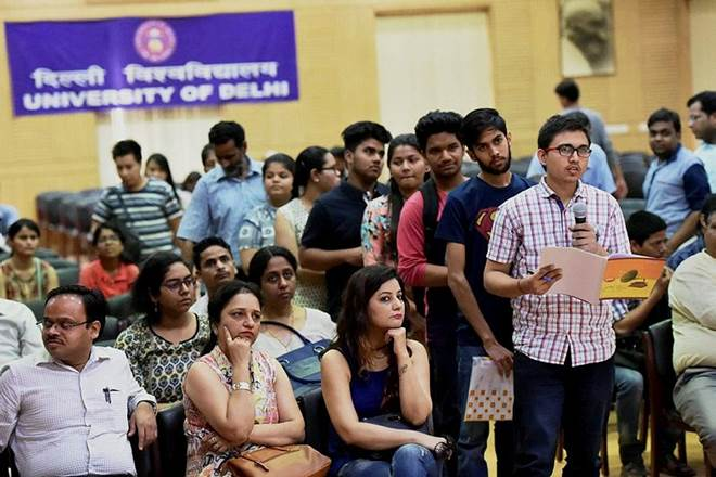 4 Facts To Know Before Choosing Delhi University:The University of Delhi is the premier university of the country and is known for its high standards in teaching and research and attracts eminent scholars to its faculty. 4 Facts To Know Before Choosing Delhi University :- Courses Offered – DU offers a great variety of courses in commerce, arts & science streams. For ex – B.Com, B.Sc, B.A. However, it somehow, fails to provide creative courses such as robotics, medical, technology, aviation, etc. which can enhance the learning experience. Still, it attracts the maximum no. of students within and outside the city. Attendance is also not a greater issue in DU. College Life – Now comes the most significant topic to discuss about.. 'college life'. It is very good here. Students are very helpful as well as cooperative, however, exceptional cases are always there. There are many attractions outside the colleges such as food stalls, markets, shopping malls, tourist spots, etc. It is an assurance that who so ever enters the college campus won't get bore on any day. Few students in every college does indiscipline acts sometimes might be illegal. Fests, farewell, functions, societies gathering, and so on also contribute much. Overall, it can be said that, if one wants to enjoy college life, get into DU! College Societies – DU is very popular because of its college societies - dance, music, art, business, fashion, social work and many more. It is a fact that a student admits into DU with a perception to score good marks, but, college societies attracts in a much better way. Scope of sports in DU is very good. College societies play a vital role in overall development of a student. Internships & Placements – More than 70% students come with a hope that they will get a good internship and placement in DU officially, which is not true. Degree, marks, internships & placements – the four factors which have 'zero' value in the market. But, there are some smart students who are very w