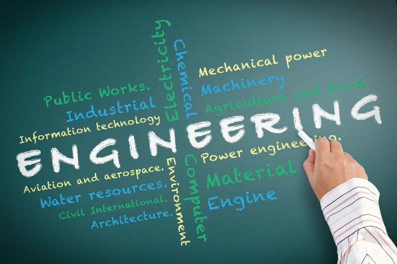 types of engineering courses