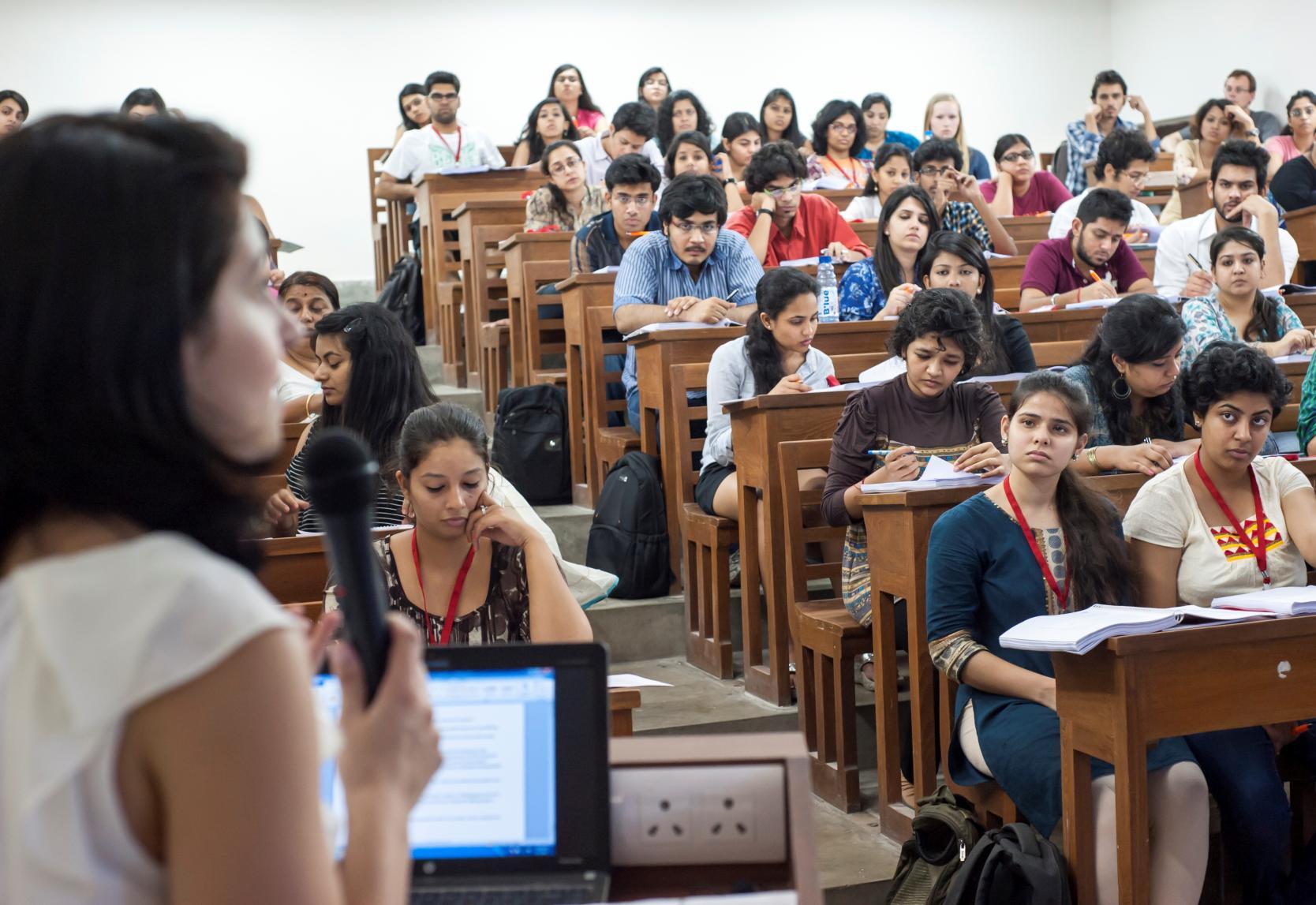 delhi university admission 2019